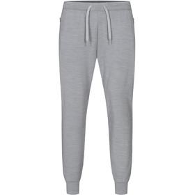 super.natural City Cuffed Pants Men silver grey melange